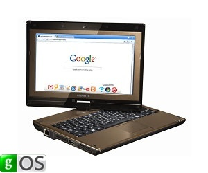 gOS and Gigabyte to launch Cloud netbook