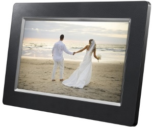 Malware sold on two photo frame brands