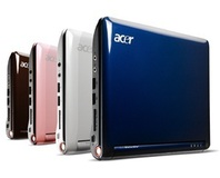 Acer announces 10-inch Aspire One