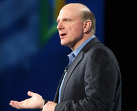 Ballmer announces Windows 7 Open Beta