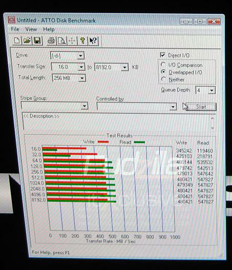 Next Gen OCZ SSD claims massive performance Next Gen OCZ SSD Claims Massive Performance