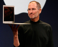 Steve Jobs takes medical leave from Apple