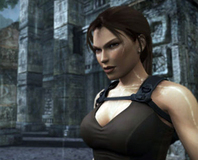 Tomb Raider DLC content meant for original game