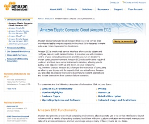Amazon's EC2 offers 1TB of public data