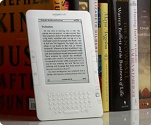 Amazon's Kindle in copyright kerfuffle