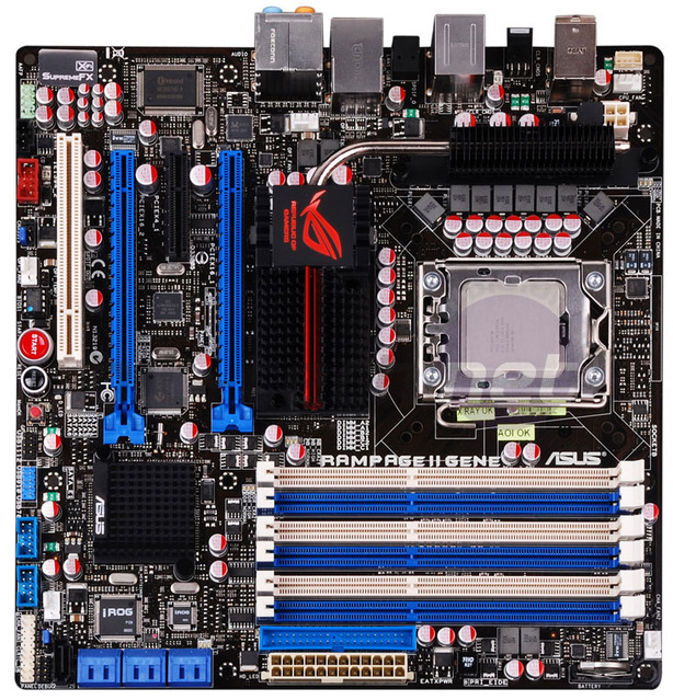 Asus to launch mATX Republic of Gamers Gene mobos Asus to announce Republic of Gamers
