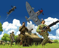 Battlefield Heroes due out before April