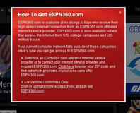 ESPN gives the middle finger to Net Neutrality