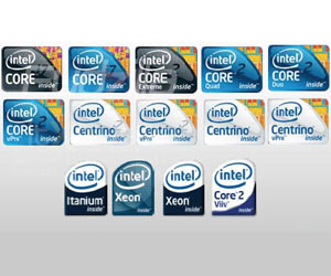 Rumour: Intel changing ten CPU logos