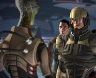 Mass Effect sequel, DLC detailed