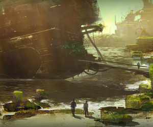 Mass Effect 2 teased in new trailer