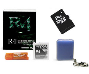 Nintendo blocks sale of R4 carts in Japan