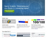 Opera creates new JavaScript engine