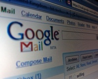 Outage downs Gmail