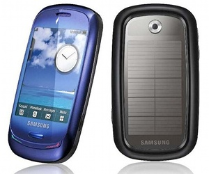 Samsung to launch solar phone