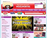 Woolies to be reborn as web shop