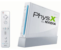 Nintendo approves Nvidia PhysX SDK for Wii