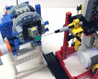 The LEGO 3D scanner