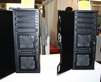 Antec's new P183 and P193 on show