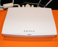 Zotac demonstrates new remote control PC product