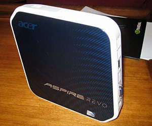 Modding the Acer Revo