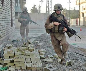 Konami's Fallujah game meets controversy