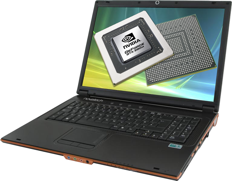 Novatech flaunt NVIDIA GTX mobile graphics in trio of high-end laptops