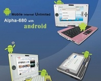 Skytone launches Android netbook