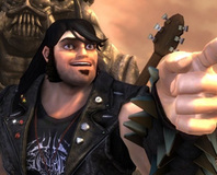 Tim Schafer: Don't worry about Brutal Legend sales