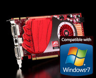 AMD releases first WHQL Windows 7 graphics driver