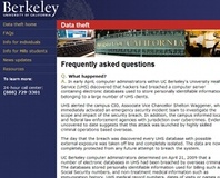 Breach at Berkeley hits 160,000