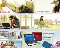 Dell launches Della site, for the ladies