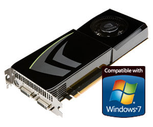 Nvidia releases WHQL Windows 7 graphics driver
