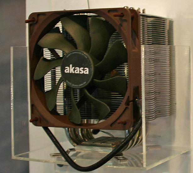 Akasa Nero S CPU Cooler
