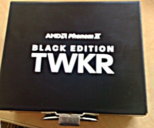 AMD creates TWKR overclockers' chip