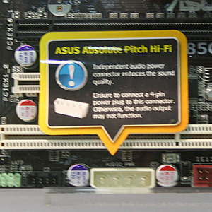 Asus 785G mobo has Absolute Pitch Sound