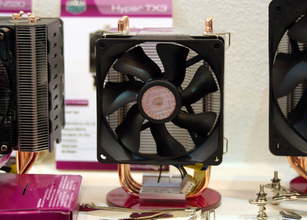 Cooler Master TX3 cools on the cheap