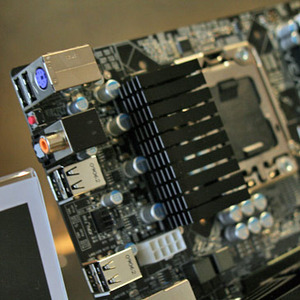 EVGA investing in Intel with new P55/X58 boards EVGA's investing in Intel: new P55/X58 boards