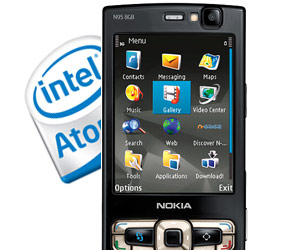 Intel and Nokia annouce mobile partnership