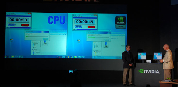 Microsoft reveals native Win 7 video transcoding