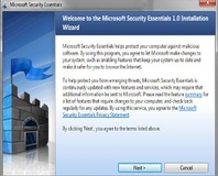 Microsoft Security Essentials hits beta