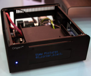 Origen-ae makes a beautiful mini-ITX case