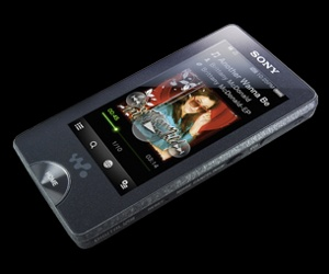 Sony planning Android Walkman?