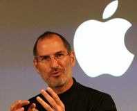 Steve Jobs returns to work after medical leave