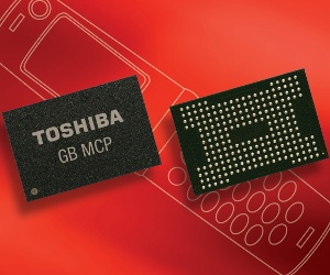 Toshiba claims 16nm breakthrough