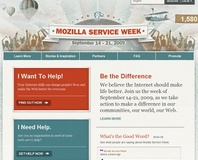 Volunteer for Mozilla Service Week