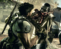 Capcom dates Resident Evil 5 for PC
