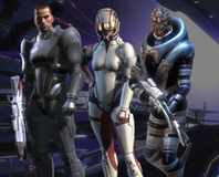 Mass Effect 2 will reset Shepard's skills