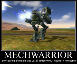 Mechwarrior 5 announcement soon?