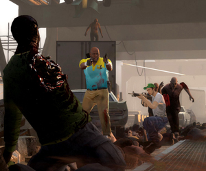New Left 4 Dead 2 zombies, items unveiled